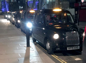 London Taxi Marshals